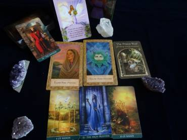 Full Moon Reading 16 September 2016