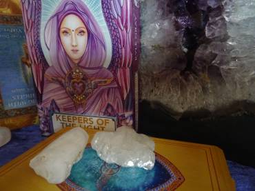 Keepers of the Light Oracle Reading 16 November 2016