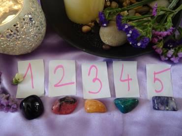 Pick a Crystal