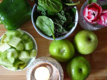Green Surprise – Beauty Within