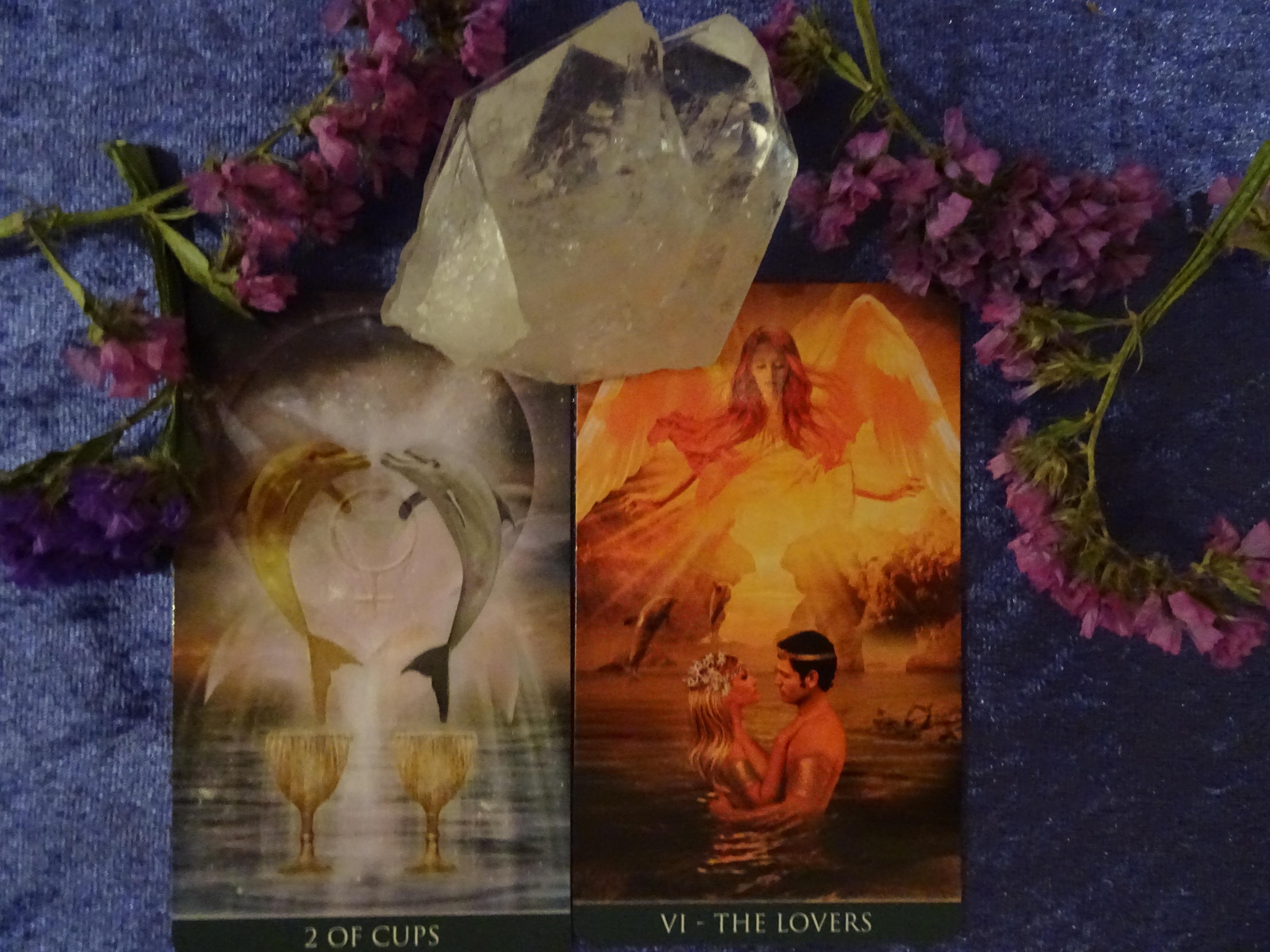 Message from Divine Masculine to Divine Feminine - Abundantia