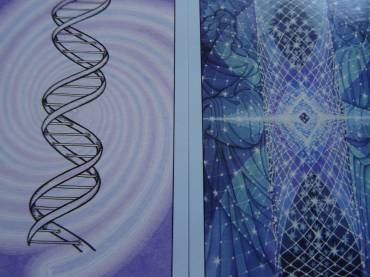 DNA Activations and Healing with Light Language Transmissions