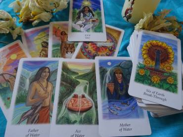 Magical Intuitive Readings with Tarot and Oracle Cards